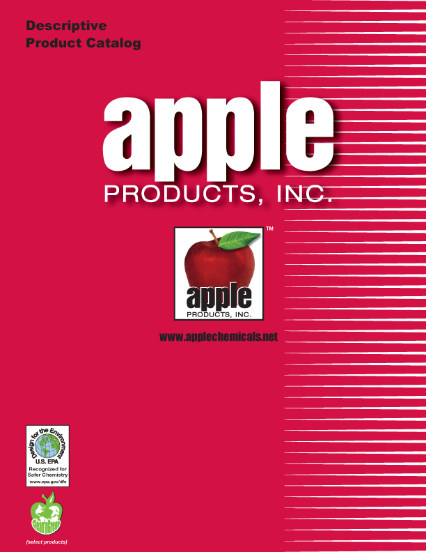 Apple Products Catalog Cover